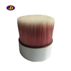 Double matériau de cheveu d'animal familier de couleur de qualité, fabriqué en Chine