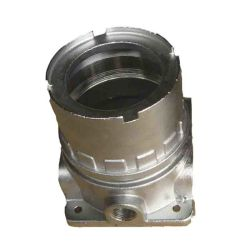 Medidor de agua de acero inoxidable Shell