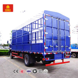 Sinotrok 4X2 Stake Cargo Truck / Light Cargo