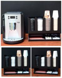 Café / té de leche de acrílico / Paja/Portavasos de papel