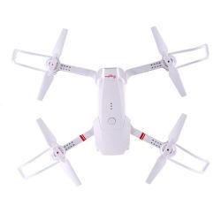 Het mini Speelgoed van Quadcopter van de Helikopter van de Hommel voor Kinderen DJ-1 2.4GHz die Hommel Quacopter vouwen van de Camera RC van de Hoek van WiFi Fpv 30W 480p de Brede