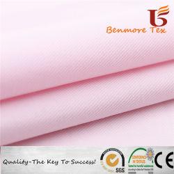 CVC sarjado tecido Jacquard para blusas/de tecido de algodão/tecido Polycotton