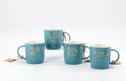 Tazza di ceramica poco costosa 11oz, tazza cambiante di vendita di Derectly della fabbrica della Cina di colore