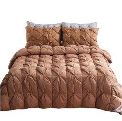 Winter Ultra Soft Cotton 50% Goose Down Quilt