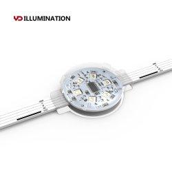 Ponto de Pixel RGB LED programáveis Fonte de luz para iluminação de fachada Chimerical