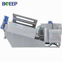 Ce/ISO/SGS Purificación de aguas residuales Tratamiento de Aguas Residuales de deshidratación de lodos filtro tornillo máquina