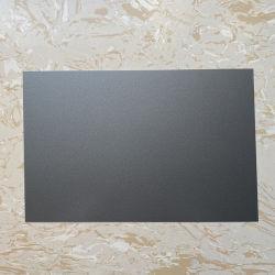 Pincel Deep-Gray Placa de acero galvanizado recubierto de color utilizado para electrodomésticos