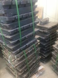 Haut de la qualité de plomb de haute pureté alliage en aluminium/aluminium /Zinc Zinc /métal//étain lingot en alliage de lingots de 99,97 % min Hot Sale