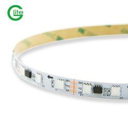 مصباح LED بكسل عالي الجودة 5050 Ws2811 RGB، 30 LED مرن شريط LED، لون كامل، شريط بكسل LED