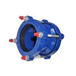 ISO2531 DN600 PN16, smeedbaar gietijzer Di breed assortiment universeel Koppelingen voor stalen leidingen