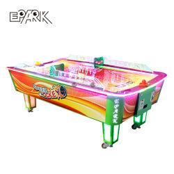 Gioco a gettoni funzione di temporizzazione tavolo Arcade Machine Air Hockey