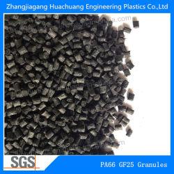 Изменения заводской продаж PA66 + 25% GF гранулы для экструзии