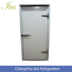 냉장 보관실 슬라이딩 도어, 경첩식 도어, 무료 도어 및 산업용 도어
