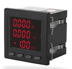 Medição harmônica multímetro elétrico