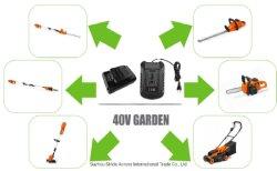 40V электрический беспроводной телескопической цепной пилы и филиалах Lopper сад питание прибора