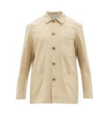 卸し売りカスタム方法デザインジャケットのヘイェズの綿の絹あや織りのジャケット