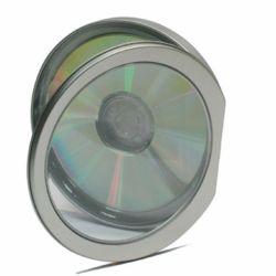 Boîtier de CD CD boîte cadeau en étain métal boîte d'emballage de produits électroniques