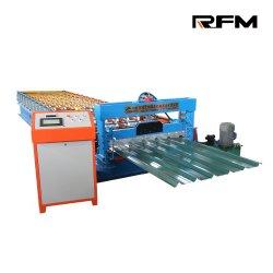 ماكينة تشكيل اللفات ذات الألواح الفولاذية الملونة, ماكينة تشكيل اللفات ذات الألواح الفولاذية المعدنية