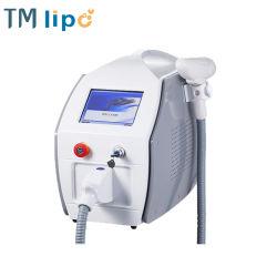 La Cáscara de carbono dermatológica láser Nd YAG Máquina / Piel Blanqueamiento láser de eliminación de tatuajes Eliminación de manchas de dispositivo de belleza