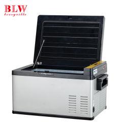 ホットセルミニ冷蔵庫 25L/30L/40L/45L Home / Hotel Solar Chiller ポータブルコンプレッサ 車の冷却装置の価格の深さのフリーザー