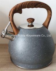 Appareil de cuisine 3.0L théière en acier inoxydable pour une utilisation domestique