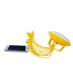 휴대용 소형 태양 홈 LED 점화 램프 또는 옥외 LED 빛 및 유연한 토치