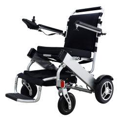 Zit de gehandicapten Gemotoriseerde Macht het Vouwen van Elektrische Rolstoel met Ce voor