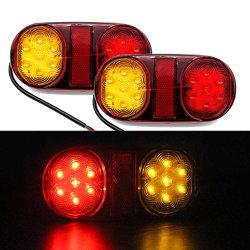깜박이는 LED Tailer 테일라이트 차량 브레이크 경고 LED 섬광등