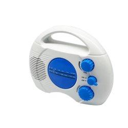 방수 IPX4가 포함된 핫 세일 샤워 라디오