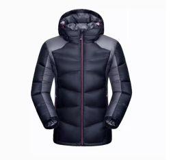 Женщин зимой Parka высокого качества для изготовителей оборудования вниз куртки женщин Мягкий легкий Packable Parka нанесите тонкий слой вниз
