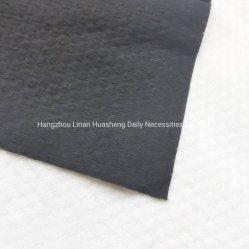 De zwarte Niet-geweven Sneldrogende Super Absorberende Beschikbare Salon Towel Hair SPA Handdoek van het Water Spunlace