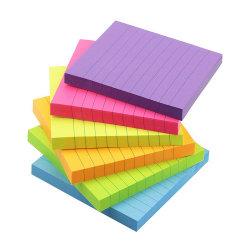 きれいで多彩な自己接着品質によって改良される一定のカスタム粘着性があるノートを除去する