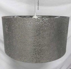 Tessuto europeo del reticolo del commercio all'ingrosso di stile di velluto per sia il pendente che la lampada di pavimento con non Elc