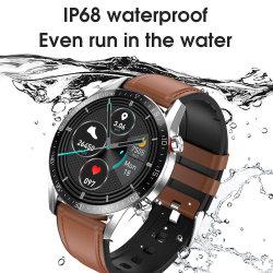 Tw5 心拍数モニタペドメータスポーツ IP68 防水血液酸素 Super Retina ディスプレイ AMOLED スマートウォッチ携帯電話