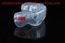 いろいろな種類広告の歯科実験室でなされる歯科保持器機器夜監視スポーツの監視