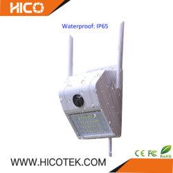 IP66 imprägniern Lampen-Doppelflut-Licht WiFi IPcctv-HauptÜberwachungskamera für im Freiengalerie
