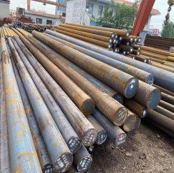 SAE 1045 1020 열간 압연 철강 탄소강 바 알루미늄 바 돌출 솔리드 원형 빌렛 바