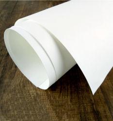 Rótulo em branco para impressão a jato de tinta UV solvente não tecidos papel de parede para a impressão digital
