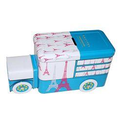 크리스마스 선물 박스 자동차 디자인 틴박스 장난감 캔