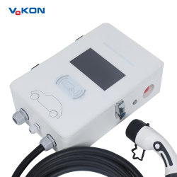 Norma Eupopean Ocpp Carregador de Bateria para Carro comercial que adequados para ios ou sistema Android