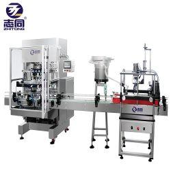 Automatische Shampoo, Serum Flüssigkeit 6 Düsen Füllung Füllmaschine mit CE-Zertifikat