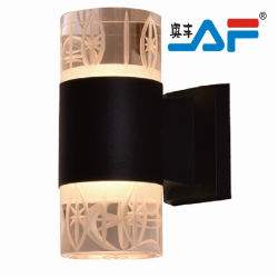 Apliques de metal mayorista, el modelado de las luces de pared