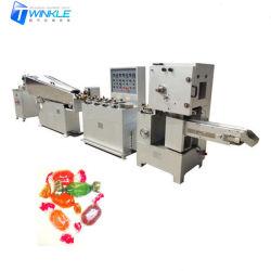 500kg mueren automático centro formado lleno Jam Hard Candy la transformación que hace la máquina con la almohada Twist & Packer
