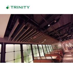 Foshan Factory أحدث ديكور 3D الجدران الخشبية لوحة فندق