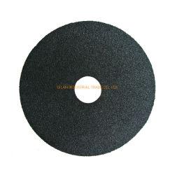 0,6 mm de espesor de disco de fibra de carburo de silicio disco abrasivo