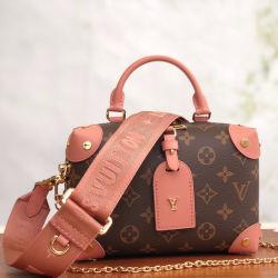 소프트 레이디 숄더 핸드백 럭셔리 디자이너 가방(스트랩이 있는 크로스바디 가방 운반