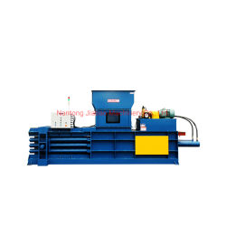 Heißer Verkauf Fabrik Preis Schrott Papier / Karton hydraulische Presse Maschine für Wellpappenfabrik/Kartonfabrik/Produktionslinie Abfall/Veredelungsabfall