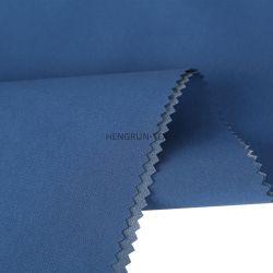 Personalizado de alta calidad 100% poliéster Doble Frente de grano chorlito tejido de punto para la prenda de vestir