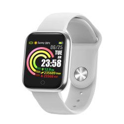 IP67スマートな腕時計はとのより多くの就業時間LCDセンサーをはずす