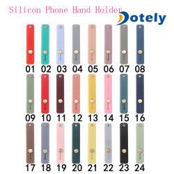 Силиконовый чехол с другой стороны телефона Band всеобщей палец кольцо держателя браслет ремешок